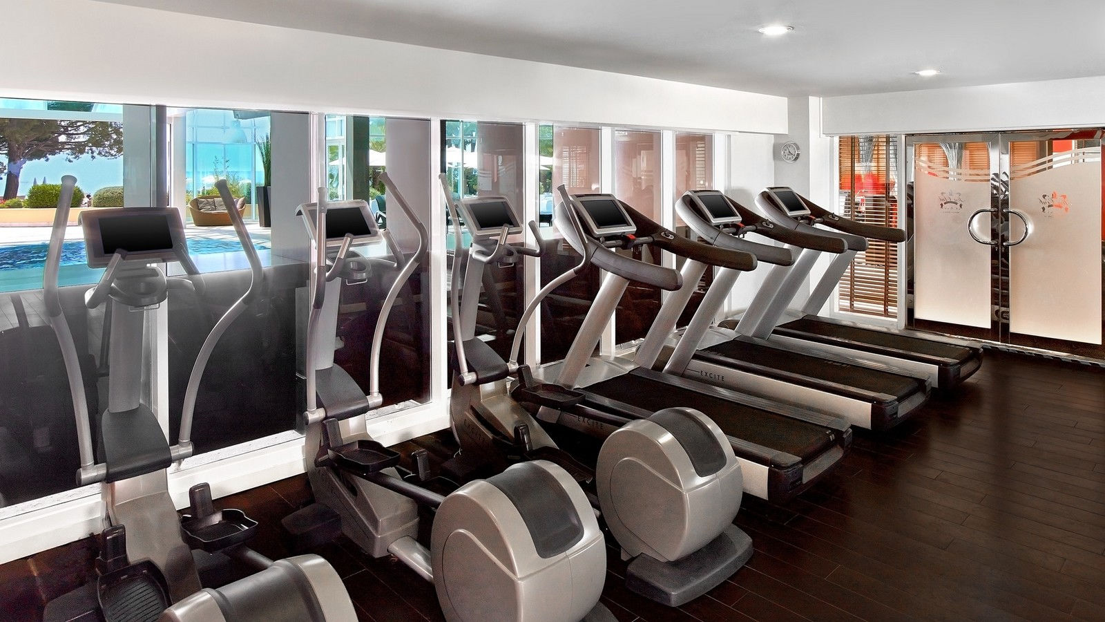 Sea Club Fitness centre - Le Méridien Beach Plaza